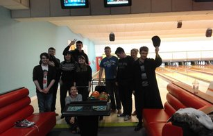 Bowling at Namco Bowthorpe