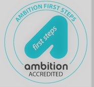 Ambition First Steps accredited